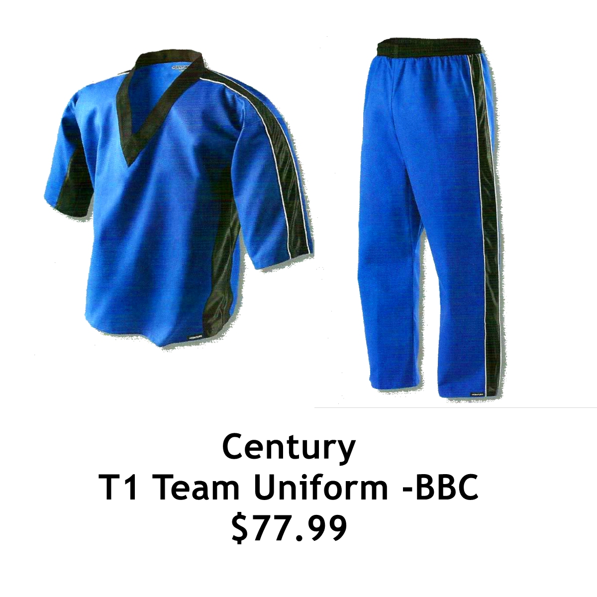 T1 Team Uniform-BBC 77.99